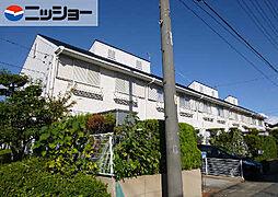 [タウンハウス] 愛知県名古屋市名東区猪高台1丁目 の賃貸【/】の外観