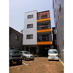 兵庫県神戸市兵庫区大開通7丁目の賃貸マンションの外観