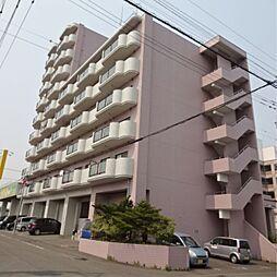 LEE江別幸町ビル[10階]の外観
