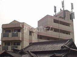 兵庫県神戸市須磨区車字竹ノ下の賃貸マンションの外観