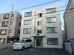 ローヤルハイツ本通南[203号室]の外観