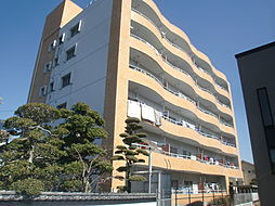 長崎県諫早市福田町の賃貸マンションの外観
