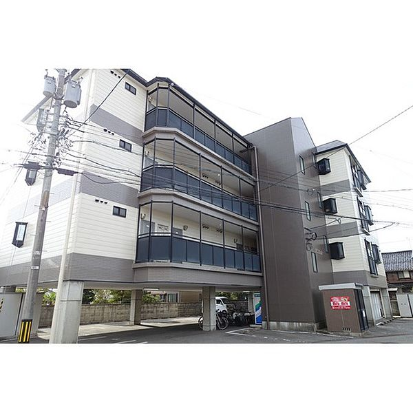 サンシャトー宝 4階の賃貸【富山県 / 高岡市】