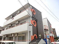 大阪府茨木市蔵垣内2の賃貸マンションの外観