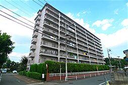 新武蔵野スカイハイツ[8階]の外観