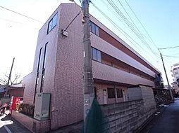 NSコーポ91[1階]の外観