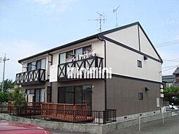 フォレストK A棟[2階]の外観