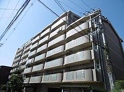 クレセール阿倍野[7階]の外観