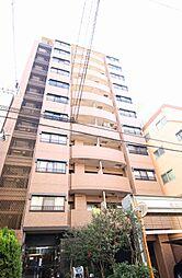 大阪府大阪市中央区日本橋1丁目の賃貸マンションの外観