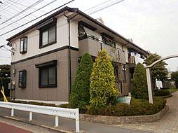 東京都三鷹市新川5の賃貸アパートの外観