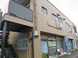 松橋1丁目アパート[2階号室]の外観