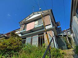 千葉県船橋市二宮1丁目の賃貸アパートの外観
