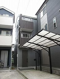 [一戸建] 神奈川県鎌倉市岩瀬 の賃貸【/】の外観