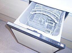 奥様にうれしい食洗機付きです。