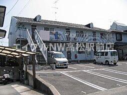 香川県高松市香西本町の賃貸アパートの外観