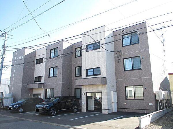 アビタ緑園 3階の賃貸【北海道 / 北見市】