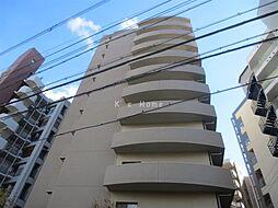 兵庫県神戸市兵庫区浜崎通の賃貸マンションの外観