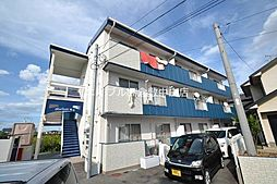 岡山県岡山市北区延友の賃貸マンションの外観