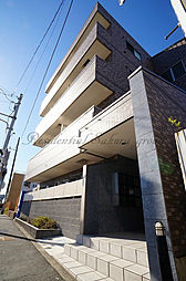 神奈川県鎌倉市岡本2丁目の賃貸マンションの外観