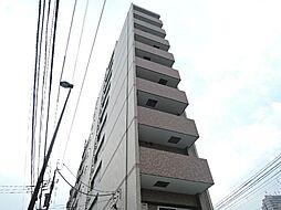 フェルクルールプレスト千住関屋[302号室]の外観