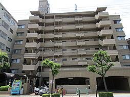 駒川グリーンマナー[4階]の外観