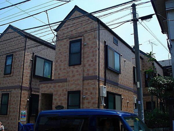 アーバンスクエア西落合B 1階の賃貸【東京都 / 新宿区】