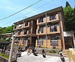 京都府京都市東山区今熊野総山の賃貸マンションの外観