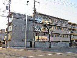 北海道札幌市豊平区水車町1丁目の賃貸マンションの外観