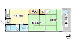 妻鹿駅 3.0万円