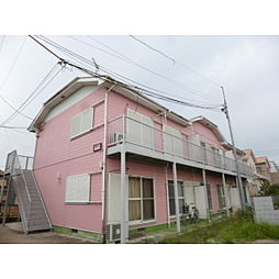 リバーサイド堀井B[202号室]の外観