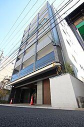 京都府京都市南区西九条藤ノ木町の賃貸マンションの外観