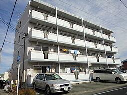 静岡県浜松市中区佐藤2丁目の賃貸アパートの外観
