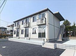 宮城県仙台市泉区向陽台4丁目の賃貸アパートの外観