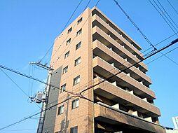 ラルテ中津[6階]の外観