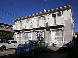 ベイハウスK[2階]の外観