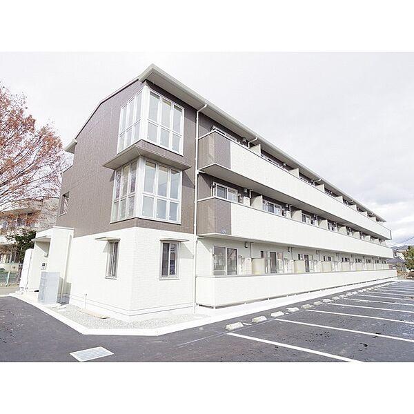 コンフォーティア広丘吉田II[2階]の外観