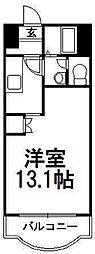 パークアベニュー札幌[10階]の間取り