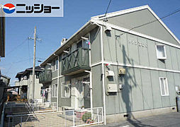 メゾン百石C棟[2階]の外観