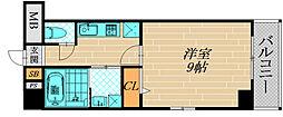 River side Palace Mai[907号室]の間取り