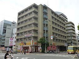 東明マンション江坂1[6階]の外観