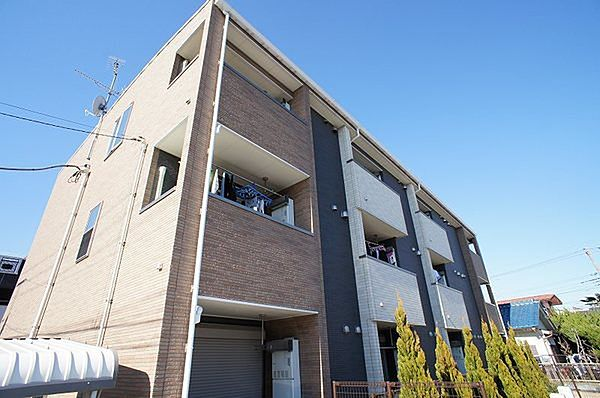 シェーネ 3階の賃貸【埼玉県 / 川口市】