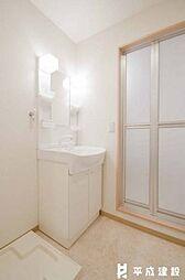 セルビシオの洗面脱衣室