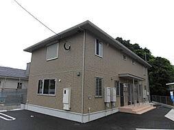 長崎県長崎市古賀町の賃貸アパートの外観
