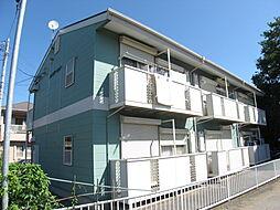 千葉県千葉市中央区椿森6丁目の賃貸アパートの外観