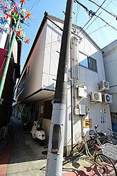 アバンティ泉佐野四番館[1階]の外観
