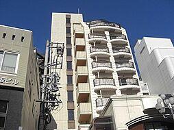 長野県松本市中央1丁目の賃貸マンションの外観