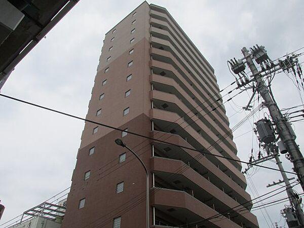 プレジオ神戸WEST[1505号室]の外観