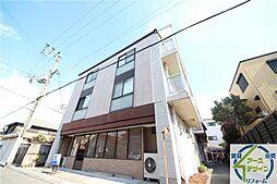 兵庫県明石市日富美町の賃貸マンションの外観
