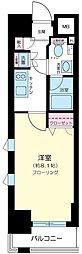 プレール・ドゥーク東京EASTIII[7階]の間取り