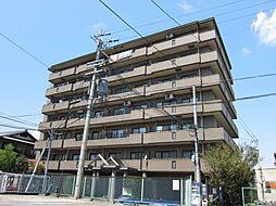 ガーディナルパレス[4階]の外観